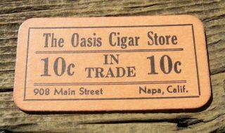 1900s Napa California Ca Rare R10