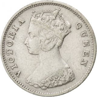 [ 27962] Hong Kong,  Victoria,  10 Cents 1899,  Km 6.  3,  Km 6.  3 photo