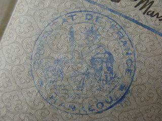 1916 Russia War Loan Debenture Bond 100 Rubles France Hankou Wuhan China photo