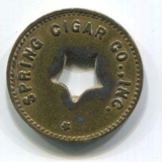 Spring Cigar Co.  Inc.