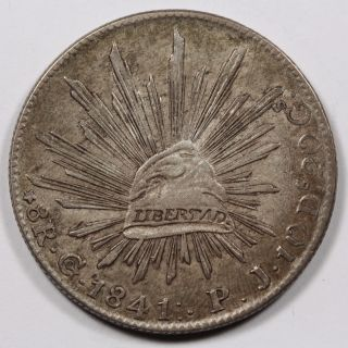 Mexico 1841 Go Pj