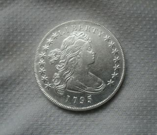 Us Coin In 1795,  Muzeum,  Rare World Coin photo