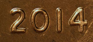 2014 P Wddo - 007 Wexler Listing Lincoln Cent Doubled Die photo