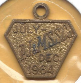 Manly Australia Transpotation Token 480 - Op 66 Rare & Dated Pass photo