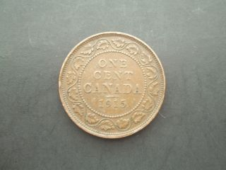Canada 1915 1 Penny World Coin photo