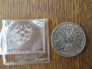 Coins World Europe Uk Great Britain Commemorative