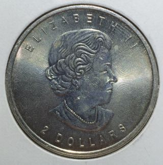 Canadian 2 Dollars - Elizabeth Ii Cl photo