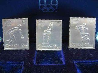 1976.  Xxi Olympiade - Half Onza - Silver (nº2) Montreal Canada photo