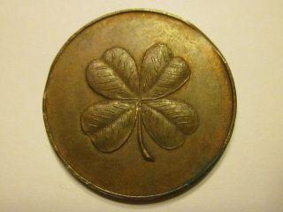 Vintage 4 Leaf Clover