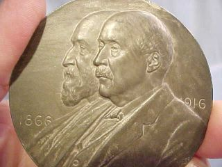Calumet And Hecla Mining 30 Year Service Award Fine Silver1917 photo