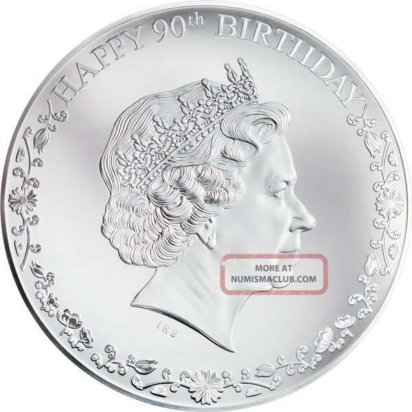 Cook Islands 2016 20 Happy 90th Birthday Queen Elizabeth