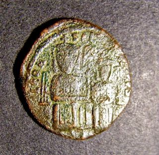 Leo Vi,  The Wise W/ Coemperor Alexander,  Turn Of 10th Century Ad,  Byzantine Coin photo