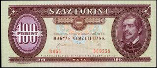 Hungary 100 Forint 10/1/1989 P - 171h Ef Circulated Banknote photo