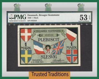 Tt 1920 Denmark