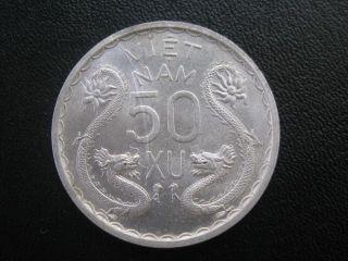 50 Su (cent) 1953 Southern Viet Nam - Viet Nam Cong Hoa. photo