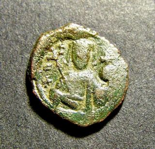 Alexius I,  Crusader Coin,  Christian Cross,  Ca 1110 Ad,  Byzantine Emperor photo