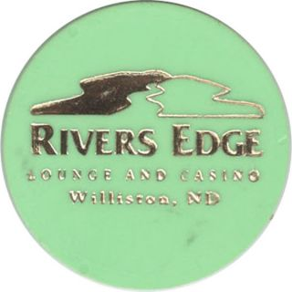 Rivers Edge - Blank photo