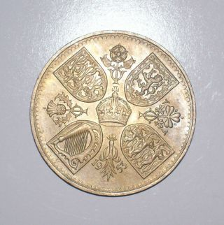 Great Britain Crown,  1953,  Coronation Of Queen Elizabeth Ii photo