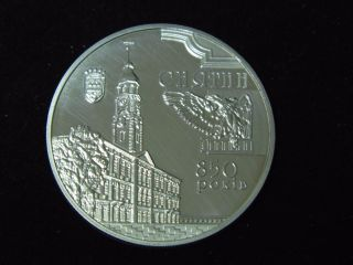850 Years Of Sniatyn 5 Hryvnia 2008,  Ukraine photo