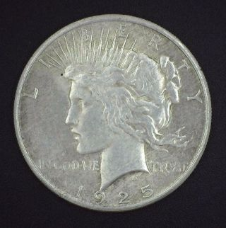 1925 Peace Dollar photo