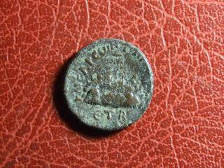 Marcus Aurelius Cappadocia Caesarea Mt.  Argaeus Rare Roman Coin photo