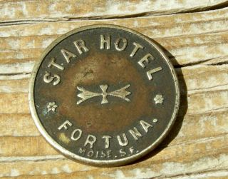 Ca 1900 Fortuna,  California (humboldt Co) Rare