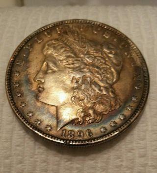 Morgan Silver Dollar photo