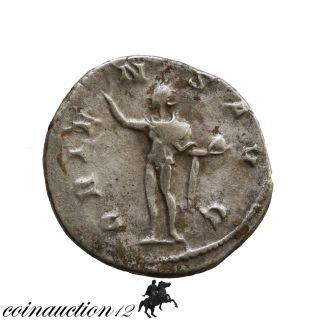 Roman Silver Antoninianus Gordian Iii Antioch Oriens Avg 238 - 244 Ad photo