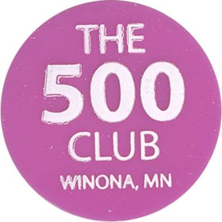 The 500 Club - Good For One Drink photo