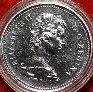 Uncirculated 1976 Canada $1 Silver Foreign Coin S/h photo