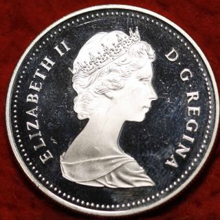 Uncirculated 1983 Canada $1 Silver Foreign Coin S/h photo
