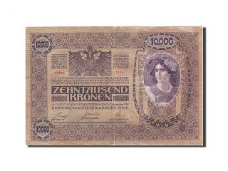 [ 263303] Austria,  10,  000 Kronen,  1919,  Undated,  Km:65 photo