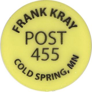 Frank Kray Post 455 - Good For One Drink photo