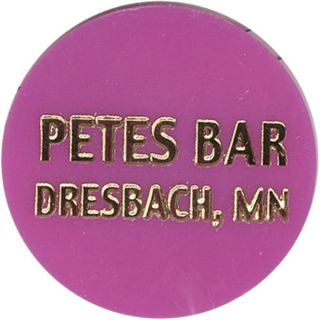 Petes Bar - $2.  00 photo
