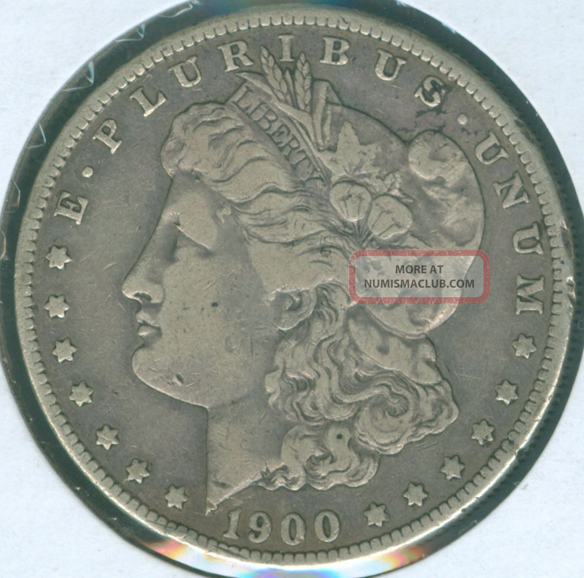 1900 - O Morgan Dollar (1620045) Dollars photo