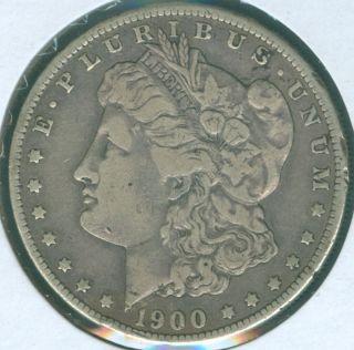 1900 - O Morgan Dollar (1620045) photo