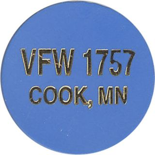 Vfw 1757 - Good For One Tap Beer photo