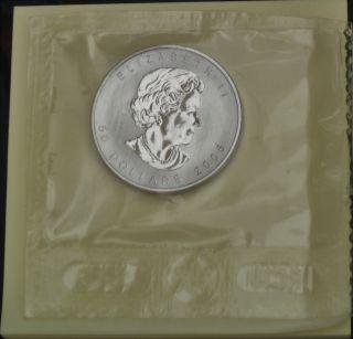 2006 1 Oz Palladium Canadian Maple Leaf Coin Bu photo