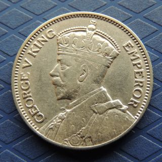Southern Rhodesia 1936.  925 Silver 1 Shilling Km - 3 Awesome Coin photo