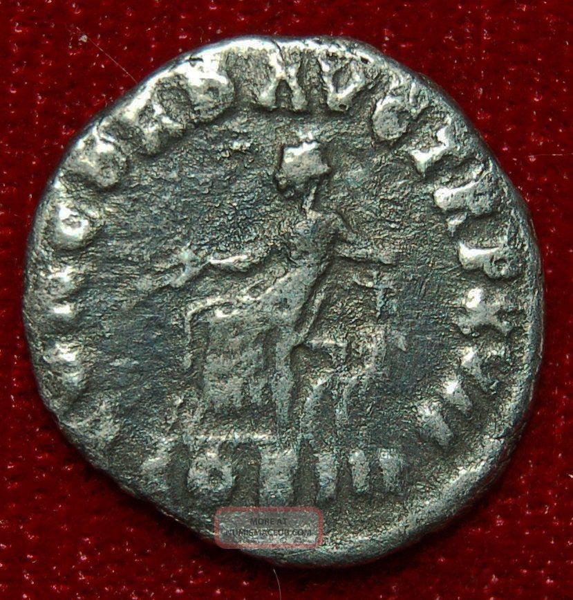 Roman Empire Coin Marcus Aurelius Concordia On Reverse