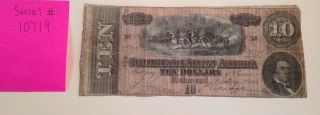 Confederate Currency photo