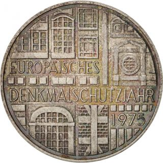 [ 415670] Germany - Federal Republic,  5 Mark,  1975,  Stuttgart,  Germany, . photo