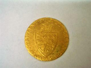 1790 Great Britain Gold Guinea photo