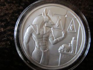 2 Oz Egyptian Gods Series 2 / High Relief photo