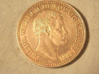 1830 Friedr.  Wilhelm 111 Koenig V.  Preussen D Uncirculated photo