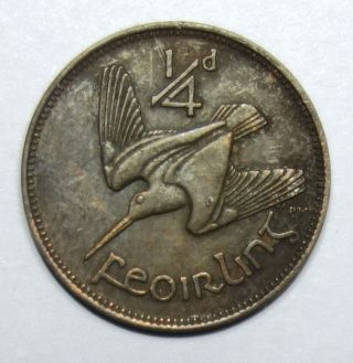 Ireland: Irish Farthing 1939 photo