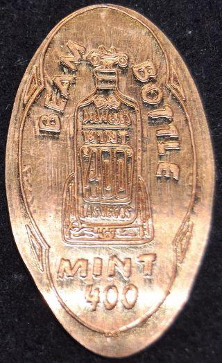 Cra - 54: Beam Bottle On Elongated Cent - 400 photo