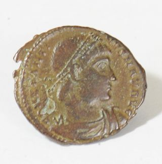 Aphrodite - Ancient Roman Bronze Constantine I The Great Coin (307 - 337 A.  D. ) photo
