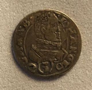 Germany 1620 Jagerndorf 3 Kreuzer,  Groschen Coin photo