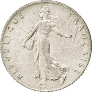 [ 59495] Iiième République,  50 Centimes Semeuse 1906,  Km 854 photo